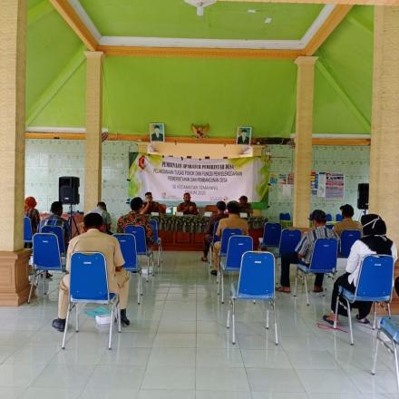 Pembinaan Aparatur Pemerintahan Desa